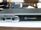CROWN AUDIO DJ Equipment XLS 1000